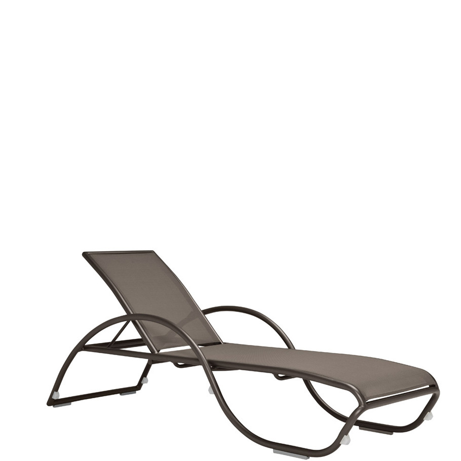 FLEET STACKABLE CHAISE LOUNGE