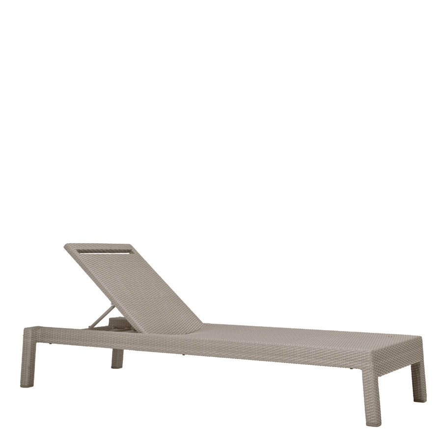 NICHE STACKABLE CHAISE LOUNGE