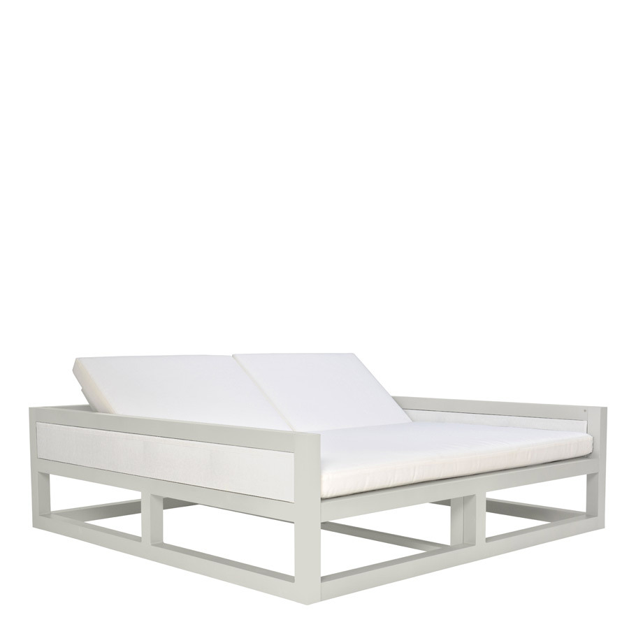 DUO ENCLOSED DAYBED SQUARE
