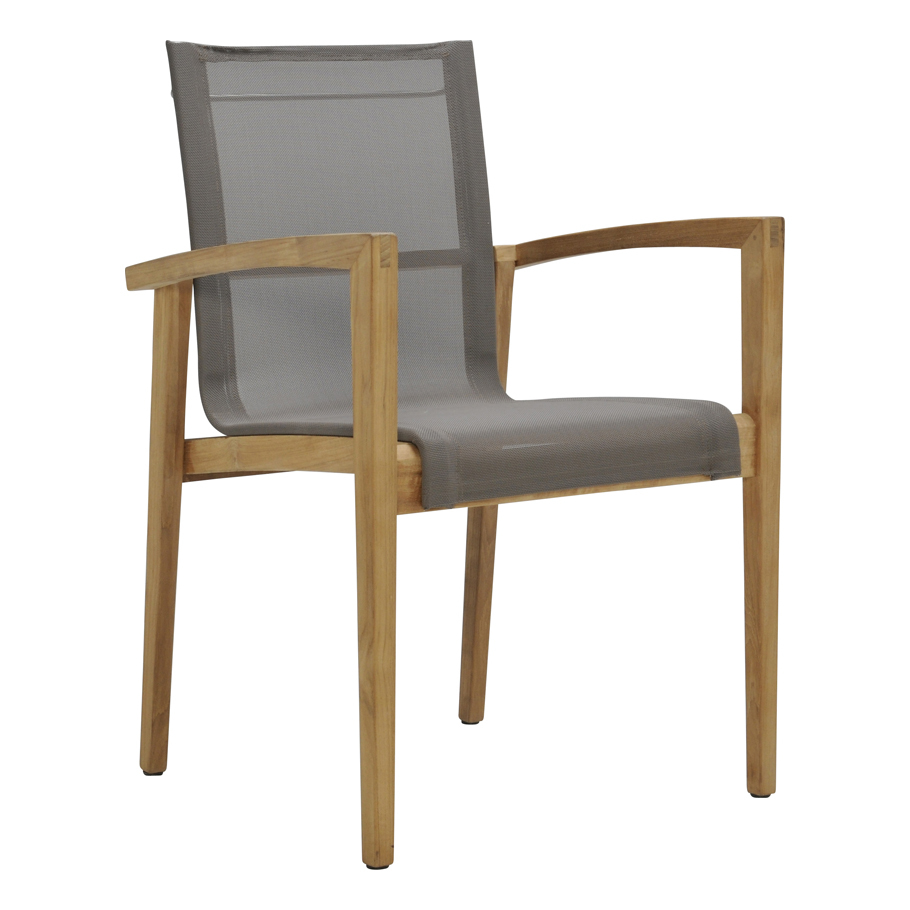 CASTELL STACKABLE ARMCHAIR