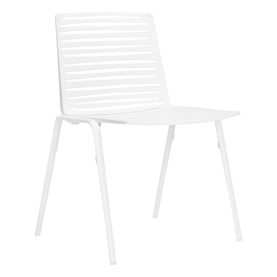 ZEBRA STACKABLE SIDE CHAIR