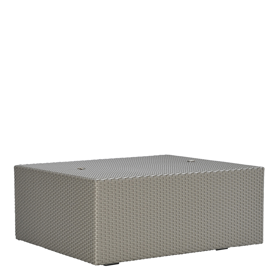 SEE! CLOSED OTTOMAN / TABLE WIDE 92