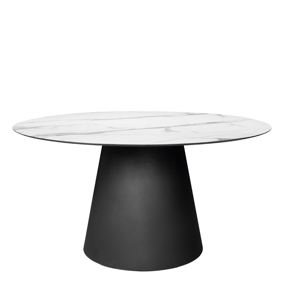 CONE II DINING TABLE ROUND 140
