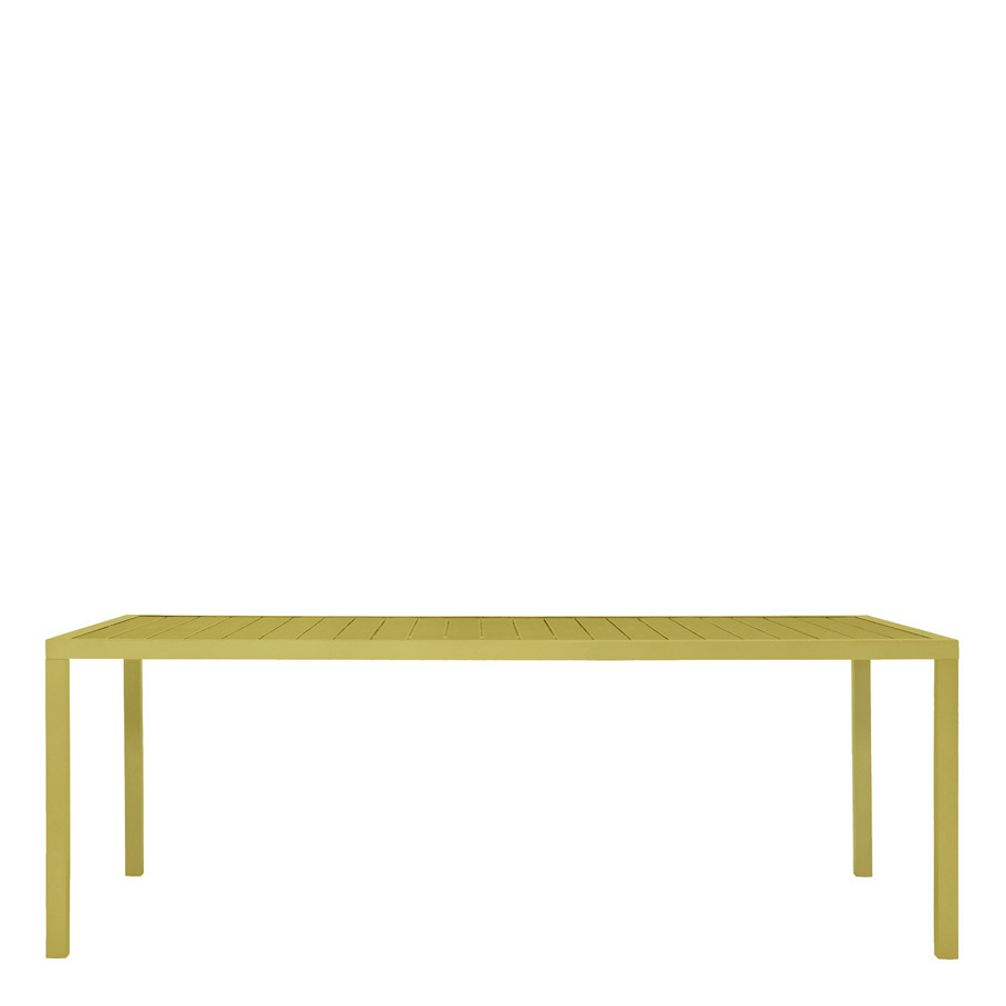 DUO DINING TABLE RECTANGLE 203
