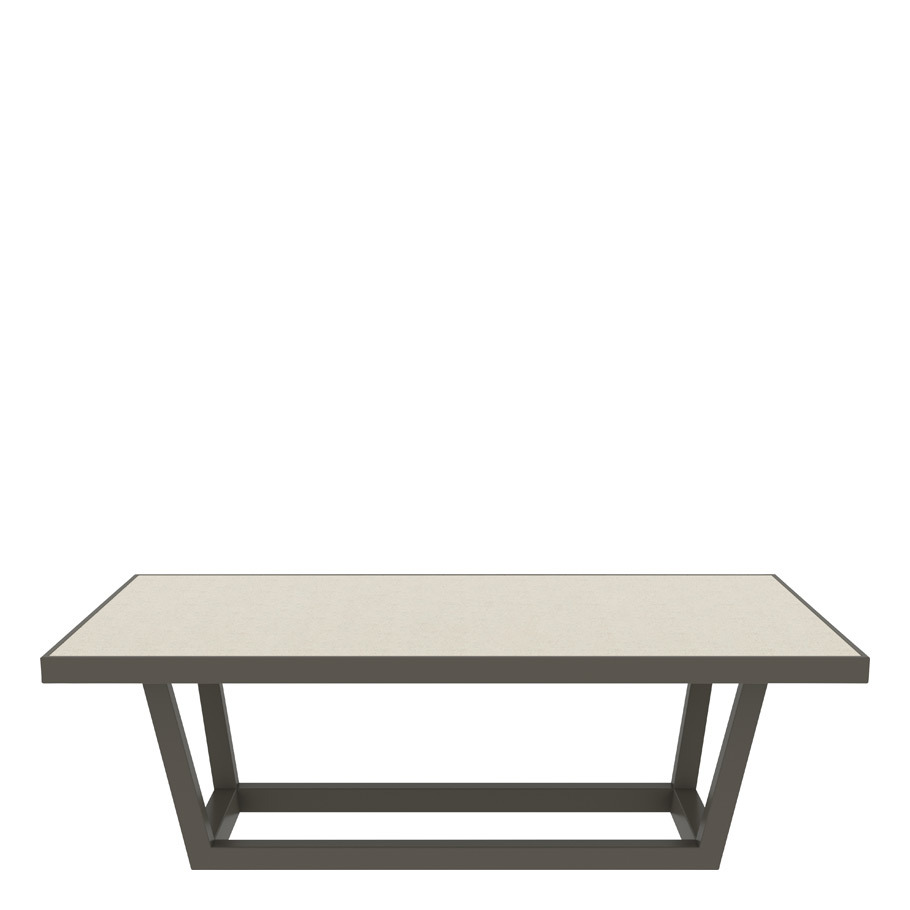 KUDO COCKTAIL TABLE RECTANGLE 122