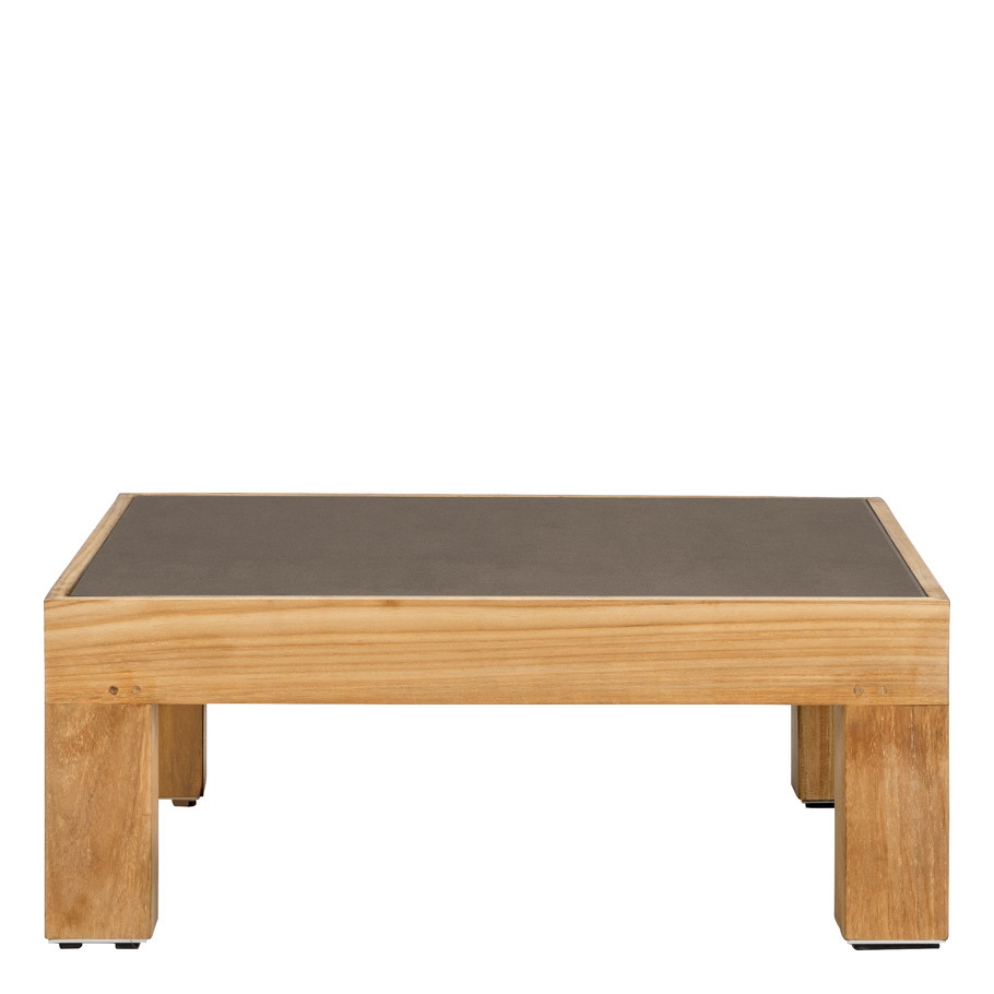 PURE COCKTAIL TABLE SQUARE 63
