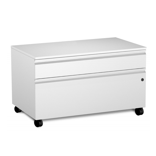 Mobile Low Storage Two Drawer