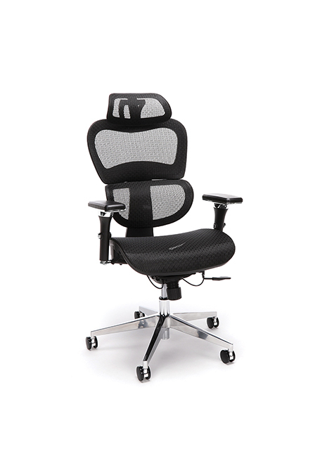 Model 540 Core Collection Ergo Mesh Office Chair with Head Rest