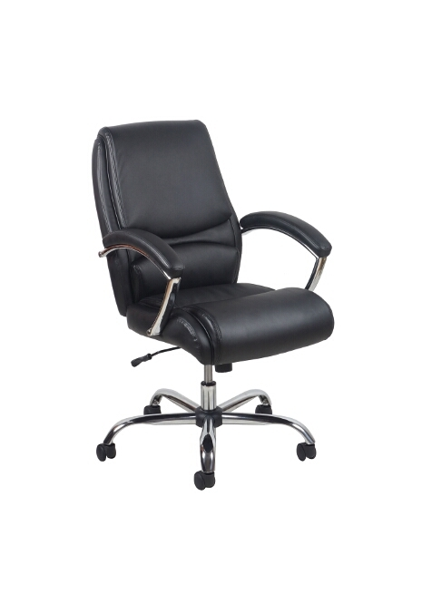 Model ESS-6070 Essentials Collection Ergonomic High-Back Leather Executive Chair