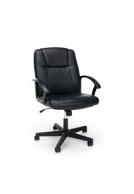 Model ESS-6000 Essentials Collection Swivel Upholstered Task Chair with Arms
