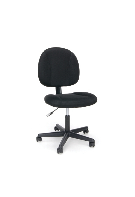 Model ESS-3060 Essentials Collection Swivel Upholstered Armless Task Chair