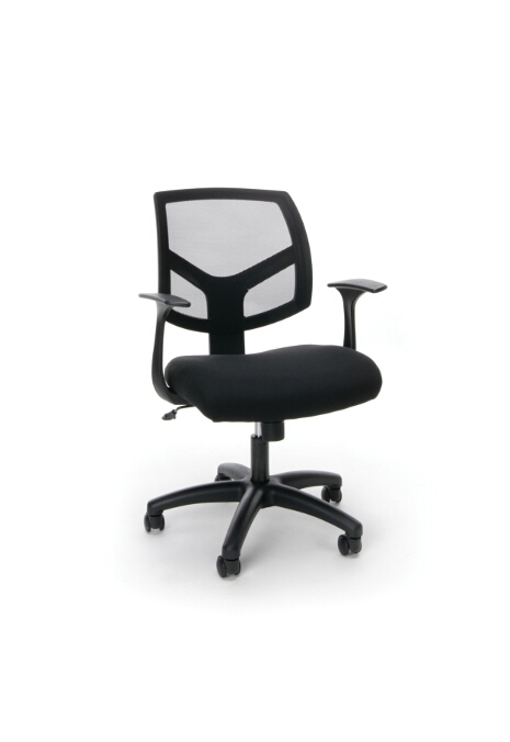 Model ESS-3030 Essentials by OFM Swivel Mesh Task Chair with Arms