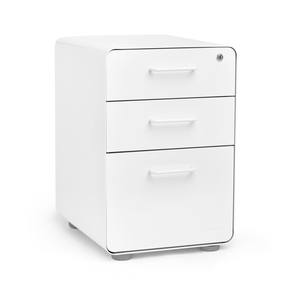 Stow 3 Drawer File Cabinet 102916
