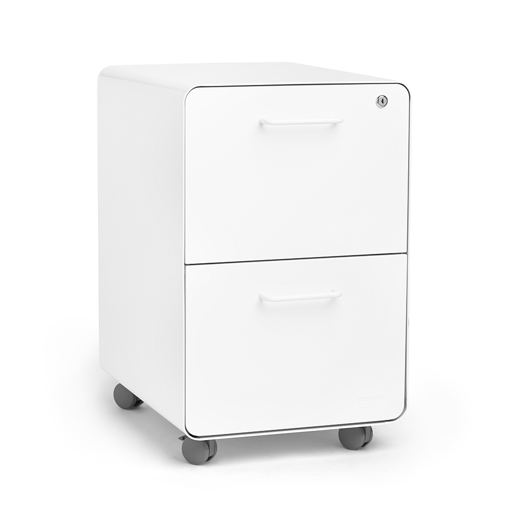 Stow 2 Drawer File Cabinet