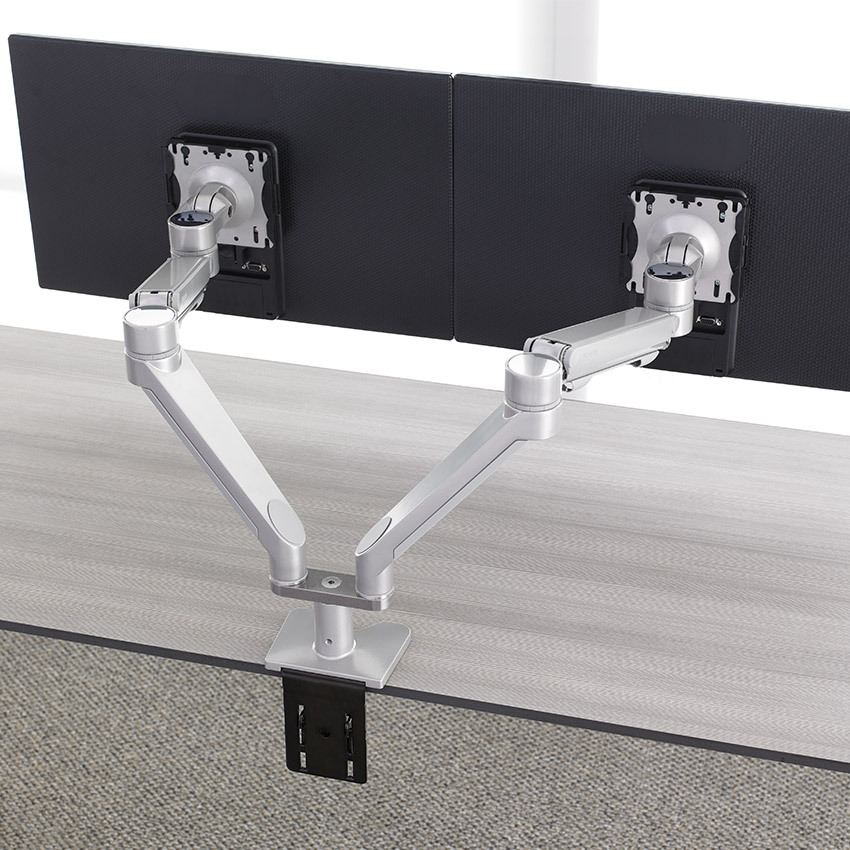 Willow Dual Wide Monitor Arm