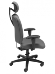8400D_Side_Grey_Office_Chair_0