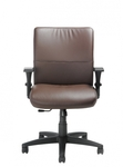 3500_Front_Brown_Office_Chair