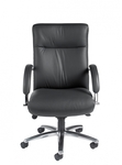 3400D_Front_Black_Office_Chair