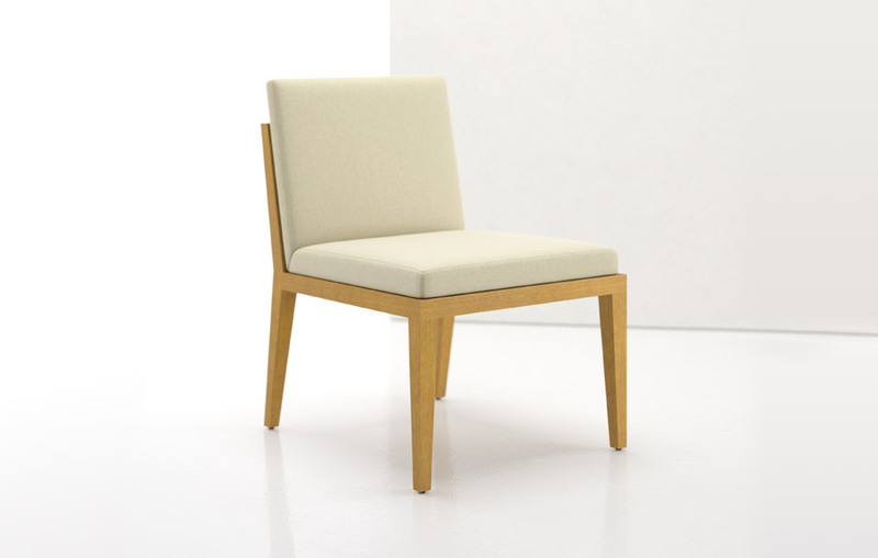 Rottet Side Chair Armless